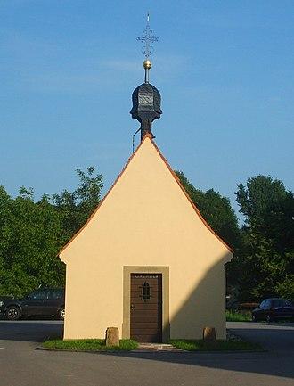 Dielheim - Image: Dielheim Oberhof Kapelle