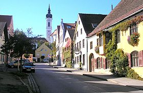 Image illustrative de l'article Dießen am Ammersee