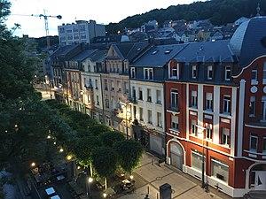 Differdange - City center of Differdange