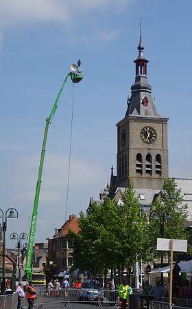 Diksmuide - Ronde van België, etappe 3, individuele tijdrit, 30 mei 2014 (A006).JPG