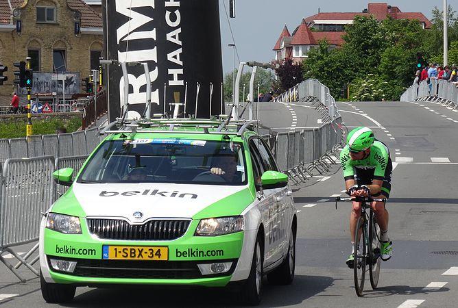 Diksmuide - Ronde van België, etappe 3, individuele tijdrit, 30 mei 2014 (A155).JPG