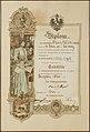 Diplom Gehilfin Damenschneiderinnenhandwerk 1911.jpg