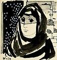 Disegno per copertina di libretto, disegno di Peter Hoffer per La falce (1954) - Archivio Storico Ricordi ICON012444.jpg