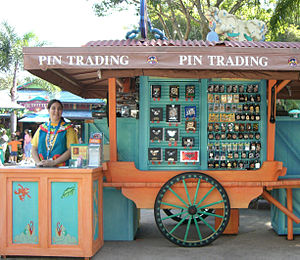 Disney pin trading - Wikipedia