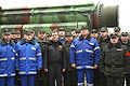 Dmitry Medvedev at Plesetsk Space Launch Centre-6.jpg