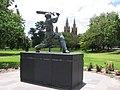 Don Bradman statue.JPG