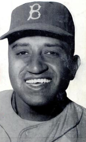 Don Newcombe - Newcombe in 1955.