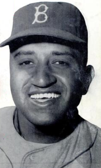 Don Newcombe - Newcombe in 1955