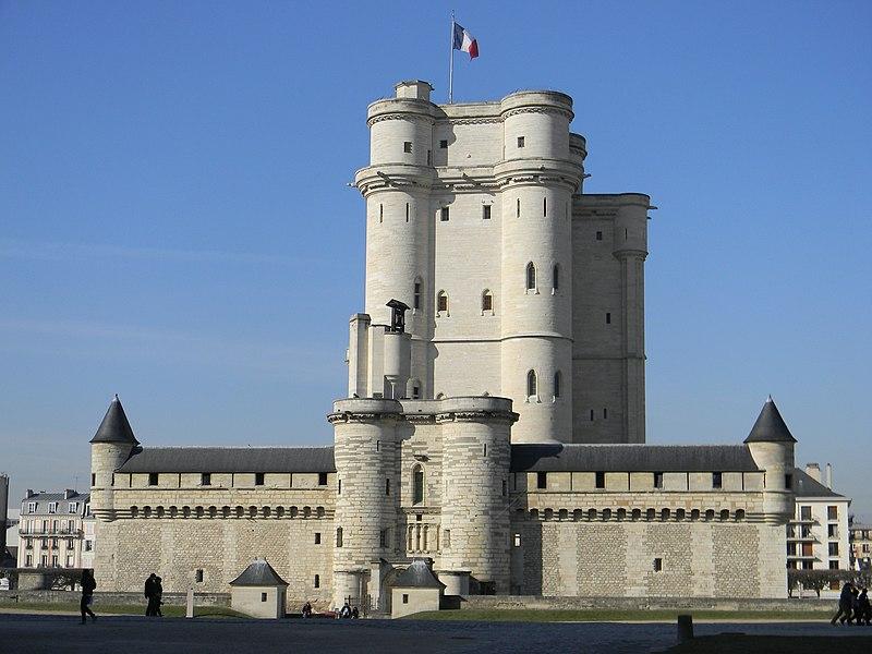 Image illustrative de l'article Donjon de Vincennes