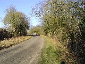 Hart's Green - Donkey Lane