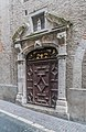 Door of the former convent of the Sisters of Gramat in Cahors.jpg