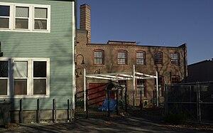 Dorchester Pottery Works - Image: Dorchester Pottery Works Boston MA 02