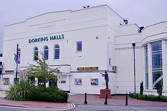Dorking - Dorking Halls