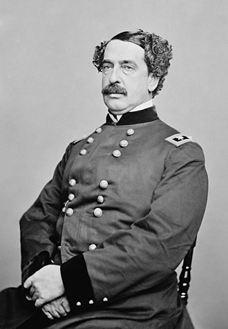 Abner Doubleday - Abner Doubleday, Major General USA