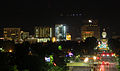 Downtown Boise Midnight Skyline 2013.jpg