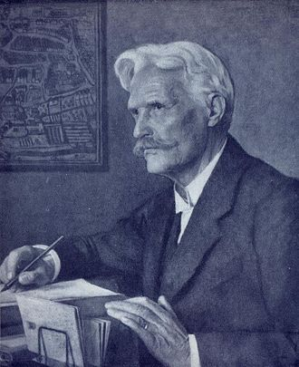 Alois Delug - ''Dr. JuliusPerathoner'' (1909)