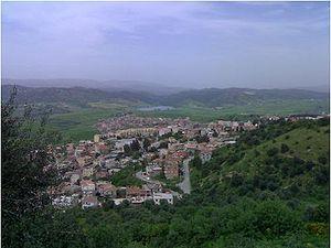 Draa El Mizan en Kabylie