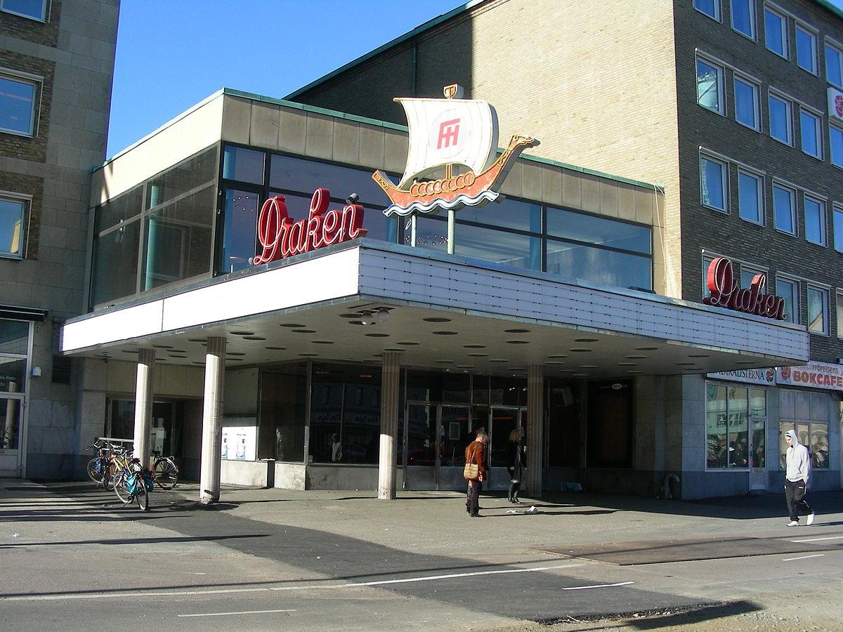 biografer i Odense bio i sf