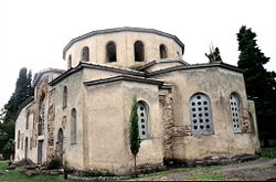 Dranda Cathedral is ane o the auldest in Abkhazie
