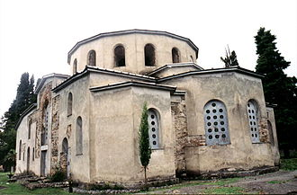 Gulripshi District - Dranda Cathedral is one of the oldest in Abkhazia