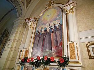 Blessed Martyrs of Drina - Image: Drina Martyrs