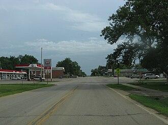 Auburn, Kansas - Downtown Auburn (2008)