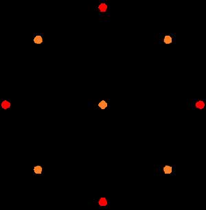 Tetrakis hexahedron - Image: Dual cube t 12 B2