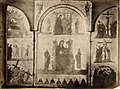 Duccio, bottega - Madonna con Bambino in trono, Storie di Cristo e della Madonna, inv. 35.jpg