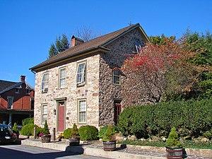 Landisburg, Pennsylvania - Dunbar-Creigh House