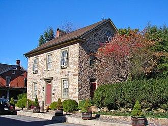 Dunbar-Creigh House - Dunbar-Creigh House, October 2010