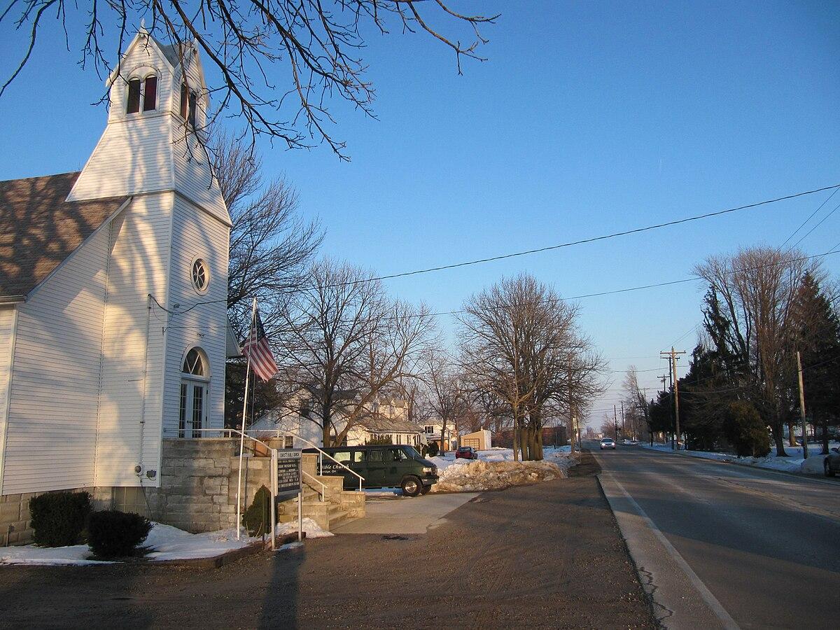 Dunbridge Ohio Wikipedia