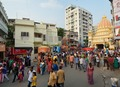 Durga Puja Pandal with Spectators - Ekdalia Evergreen - Ekdalia Road - Kolkata 2014-10-02 8861-8863.TIF