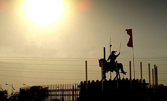 Kalyan - Kalyan's Durgadi Fort entrance