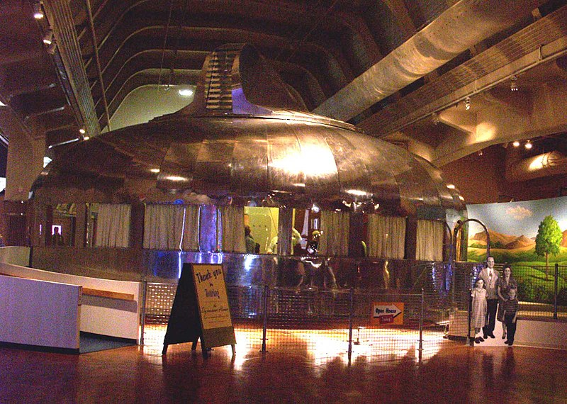 800px Dymaxion house Walking through history: My internship at The Henry Ford