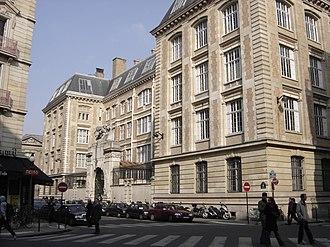 École Centrale Paris - Image: ECP2