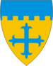 Coat of arms of Pöide Parish