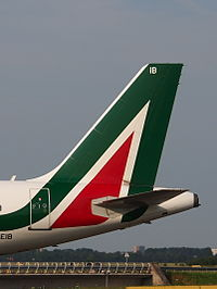 EI-EIB - A320 - Alitalia