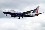 EI-RUL Boeing 737-700 Transaero (14600893900).jpg