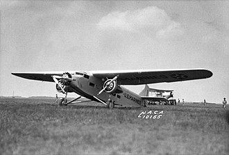 William Bushnell Stout - Ford Trimotor