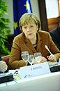 Angela Merkel en 2011