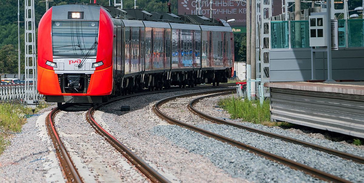Малое кольцо Московской железной дороги — Википедия