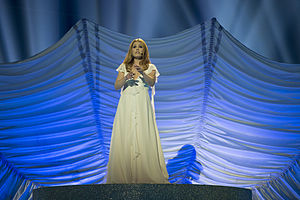 San Marino in the Eurovision Song Contest - Image: ESC2014 San Marino 01