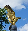 Eagle on Royal Air Force Memorial, London - geograph.org.uk - 1409640.jpg