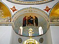 East Jerusalem, Mount of Olives, Russian Monastery of Ascension on the Mount of Olives; (interior 3) 11-3000-100.jpg