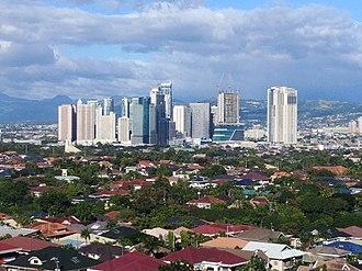 Eastwood City - Image: Eastwood City, Libis, Quezon City