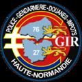 Ecusson GIR Haute-Normandie.png