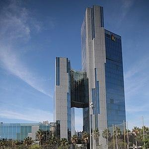 Gas Natural - Edifici Gas Natural in Barcelona,.
