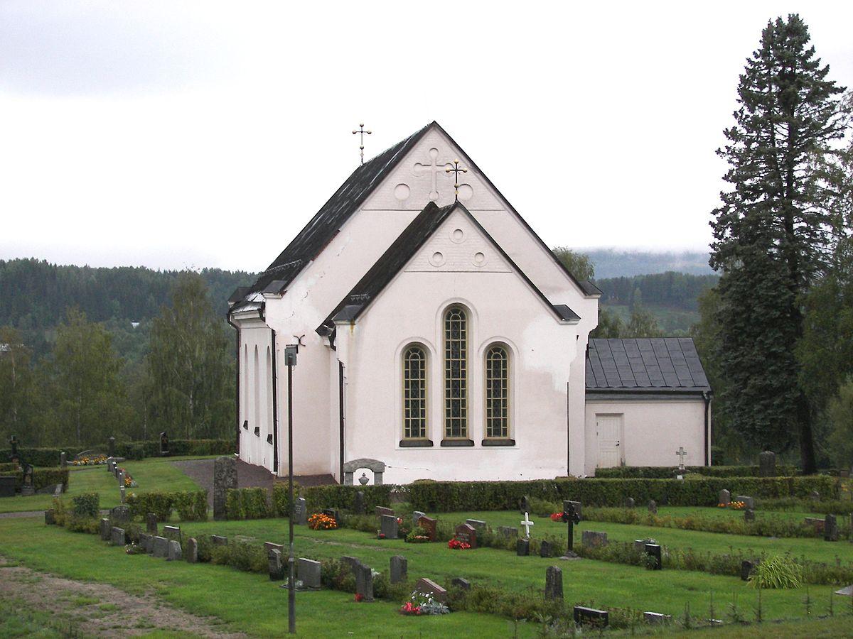 verlnns kyrka och klockstapel restaureras i sommar