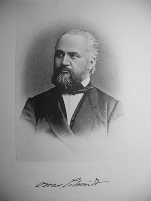 Eduard Oscar Schmidt - Image: Eduard Oscar Schmidt