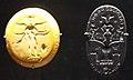 Egitto, intagli magici in pietra gialla ed ematite, I sec. ac., IV dc ca..JPG